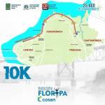 Percurso (10k)