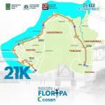 Percurso (21k)