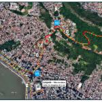 Percurso (5k)